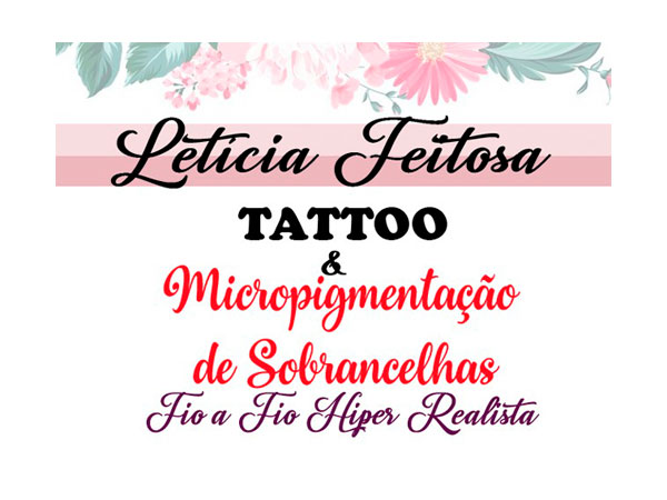 Letícia Feitosa Tattoo e Micropigmentação